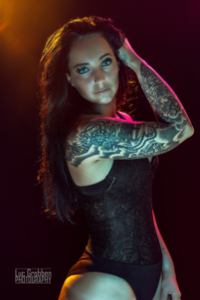model Naomi uit Willebroek (Antwerpen)
