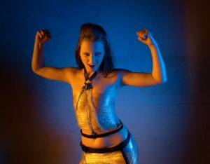 Auteur model Ann faith - Warrior Princess 2021