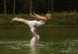 Auteur fotograaf Roel Lemstra - the lift from Dirty Dancing
