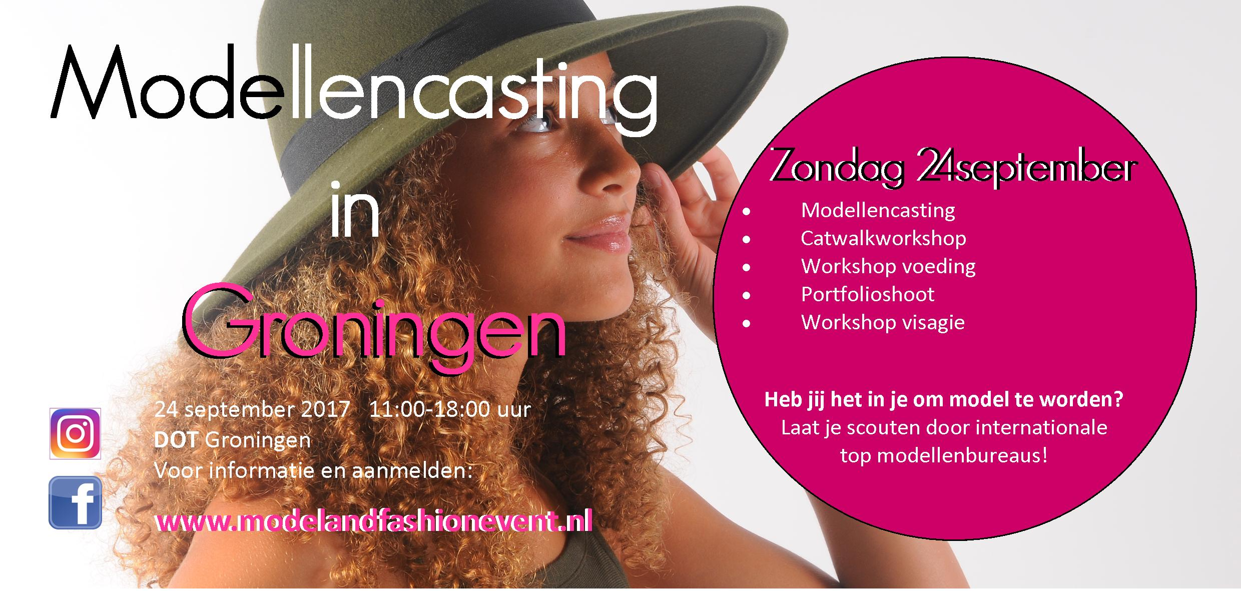 Model & Fashion Event Groningen